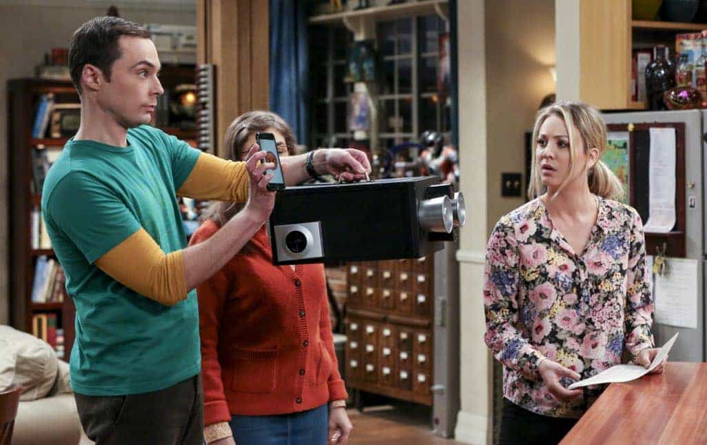 THE BIG BANG THEORY Season 10 Episode 14 Photos The Emotion Detection Automation 09