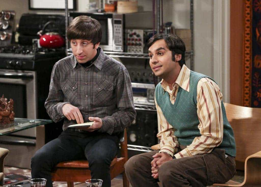 THE BIG BANG THEORY Season 10 Episode 14 Photos The Emotion Detection Automation 19