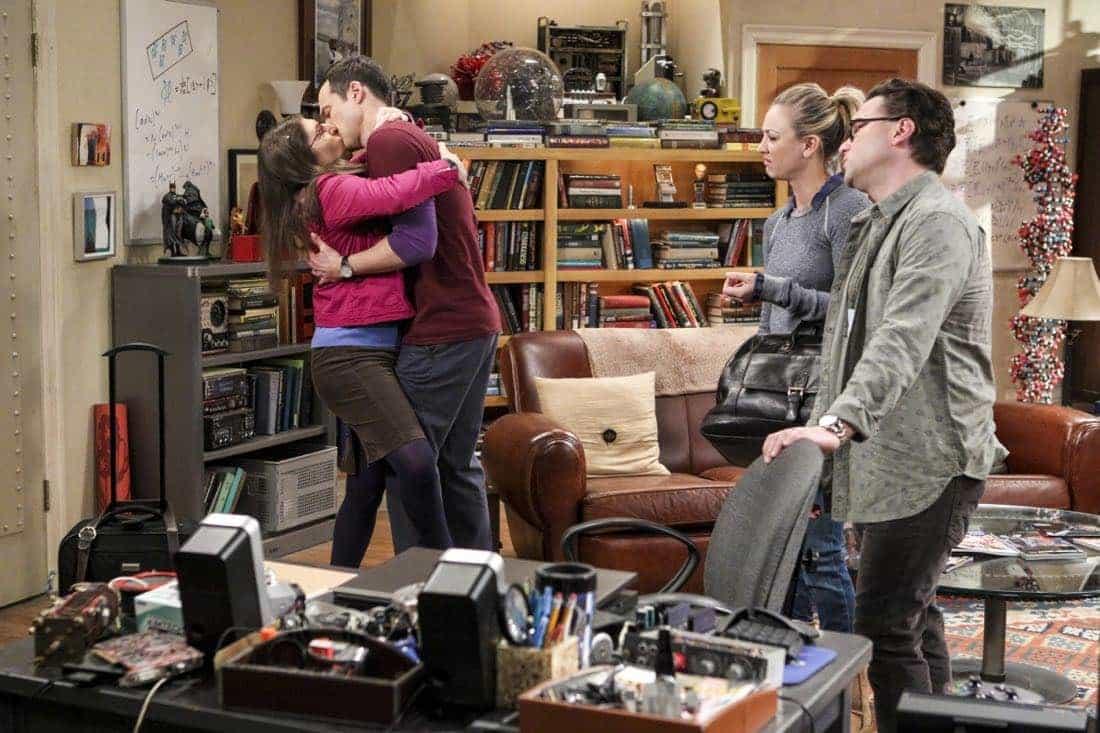 THE BIG BANG THEORY Season 10 Episode 13 Photos The Romance Recalibration 11