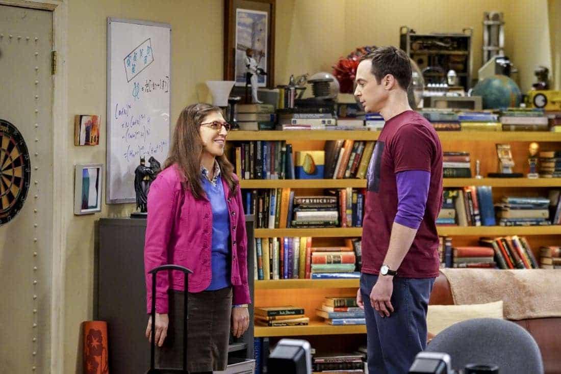 THE BIG BANG THEORY Season 10 Episode 13 Photos The Romance Recalibration 10