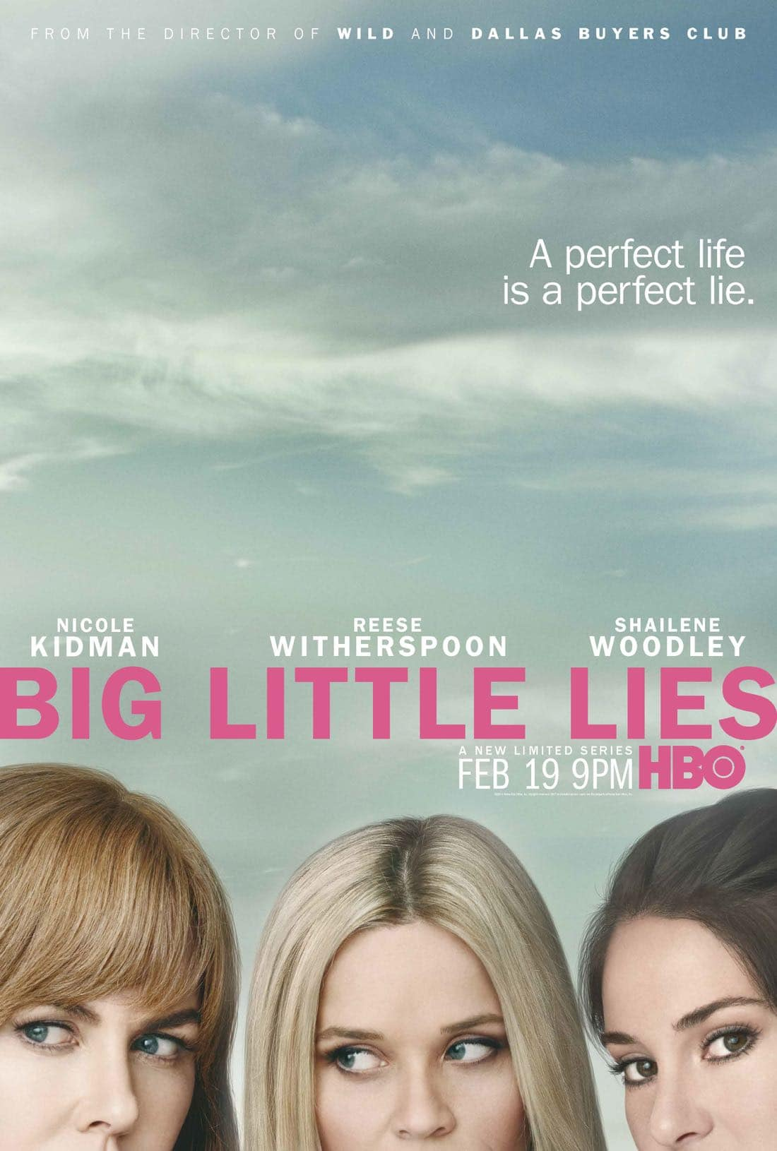 Big Little Lies Poster Key Art