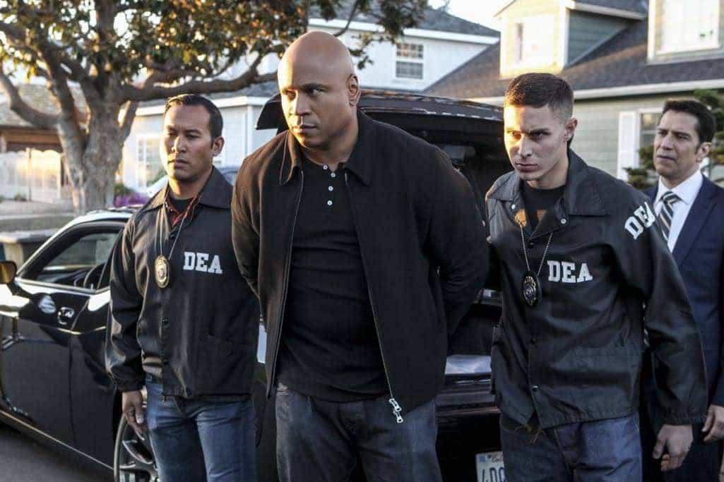 NCIS LOS ANGELES 4