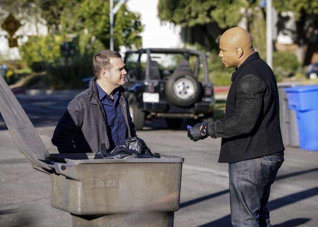 NCIS LOS ANGELES 2