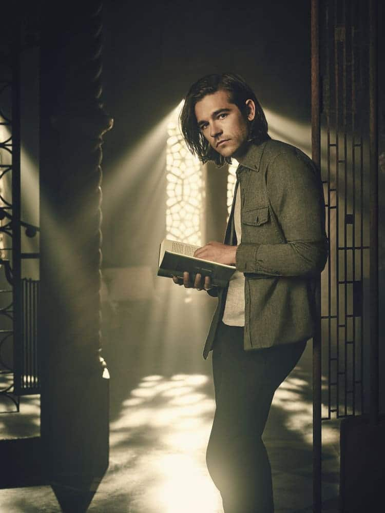 THE MAGICIANS -- Season:2 -- Pictured: Jason Ralph as Quentin -- (Photo by: Jason Bell/Syfy)