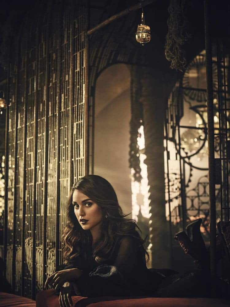THE MAGICIANS -- Season:2 -- Pictured: Summer Bishil as Margo -- (Photo by: Jason Bell/Syfy)