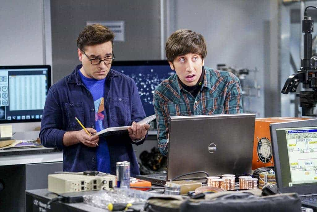 The Big Bang Theory The Locomotion Reverberation 11