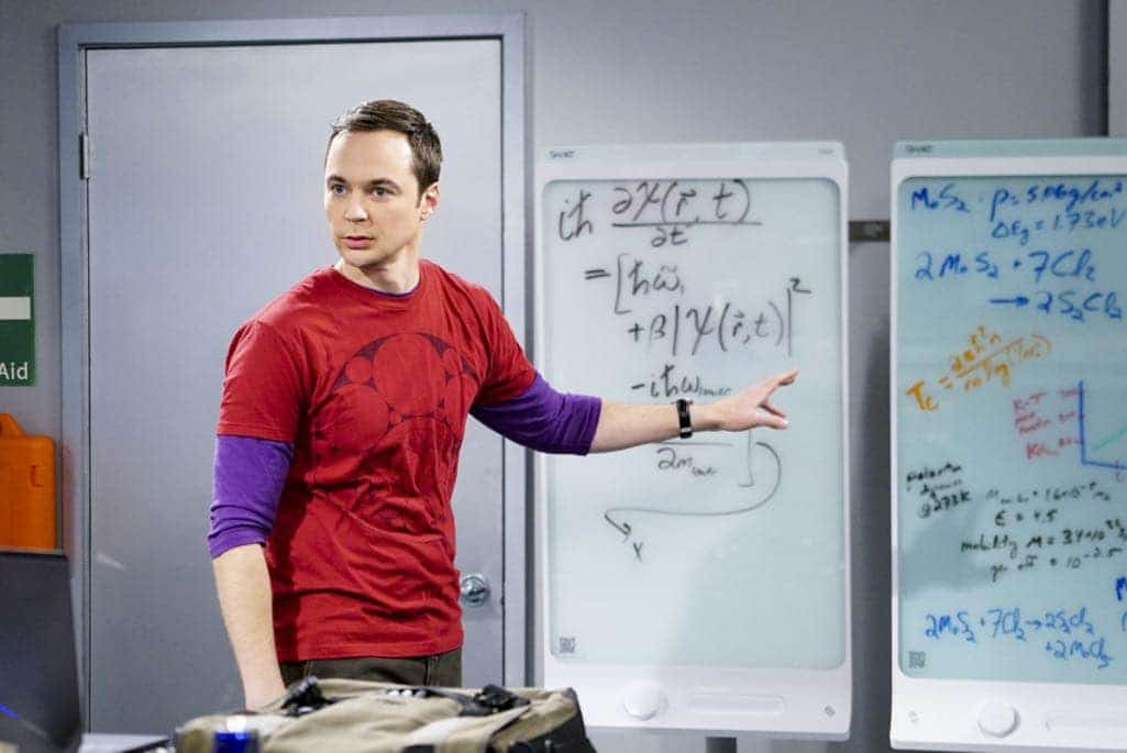 The Big Bang Theory The Locomotion Reverberation 10