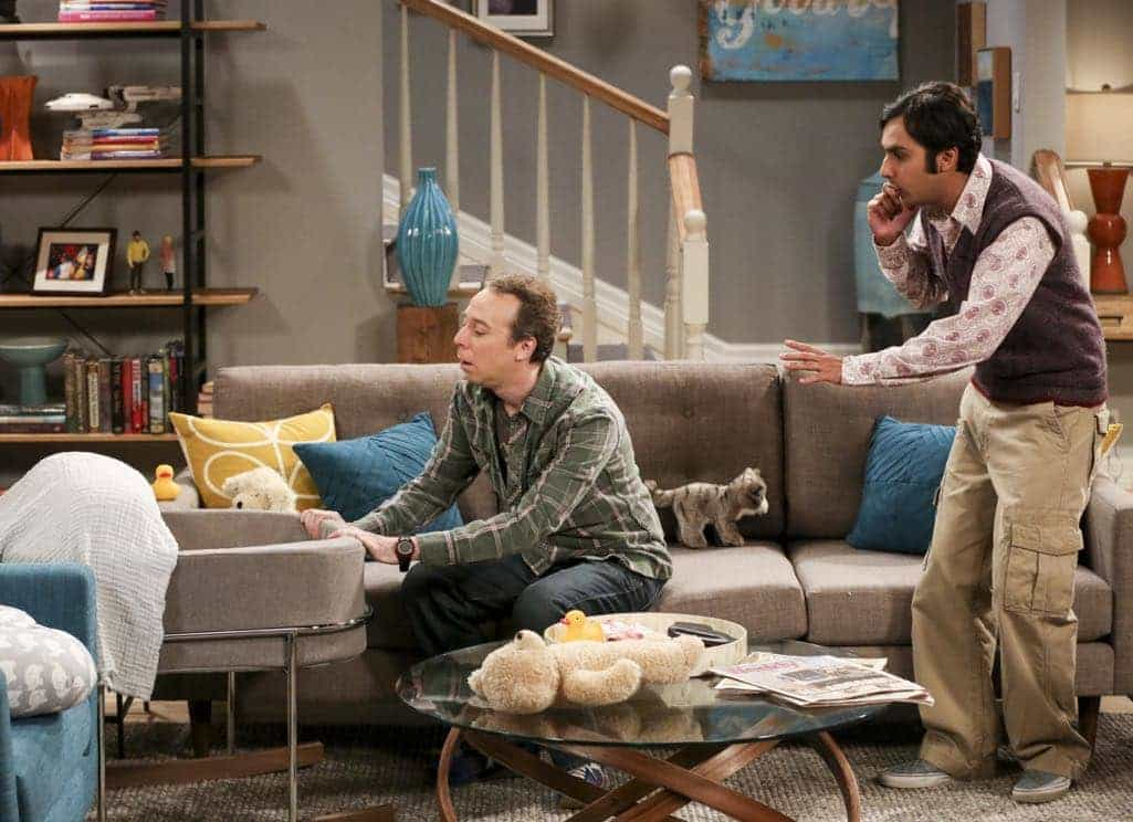 The Big Bang Theory The Locomotion Reverberation 07