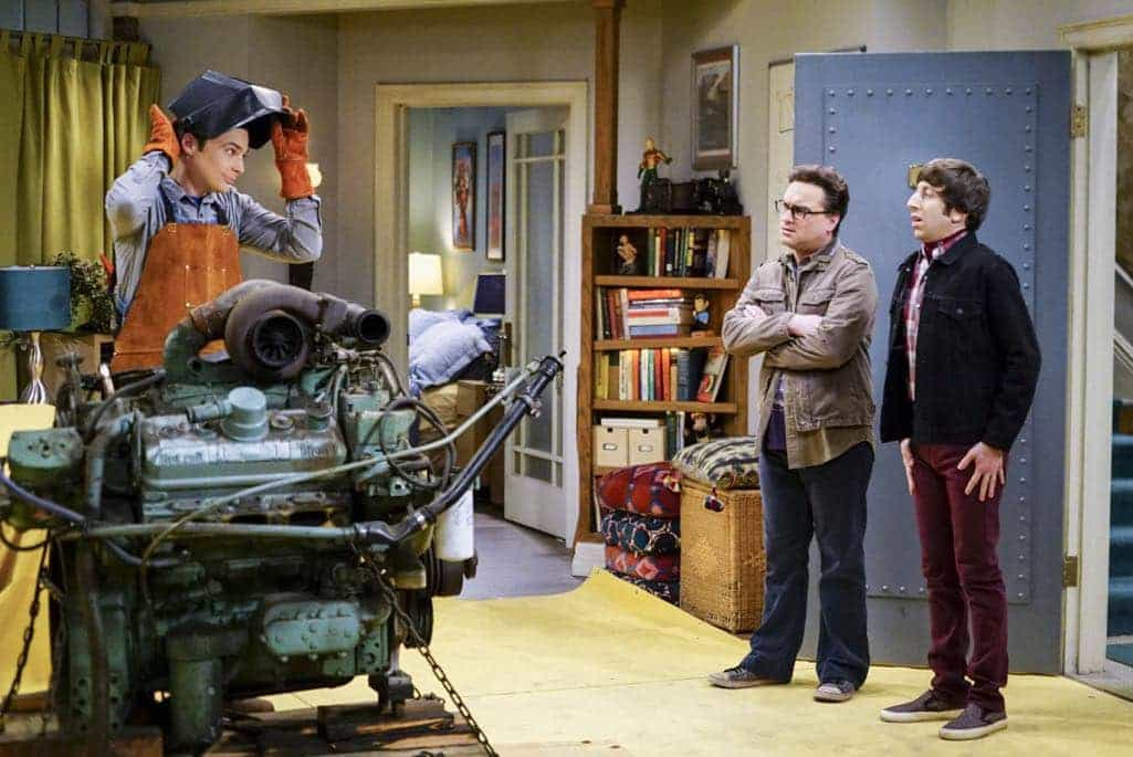 The Big Bang Theory The Locomotion Reverberation 28