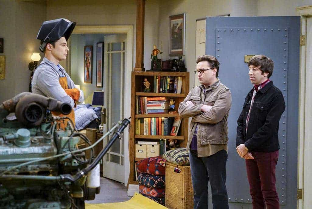 The Big Bang Theory The Locomotion Reverberation 27