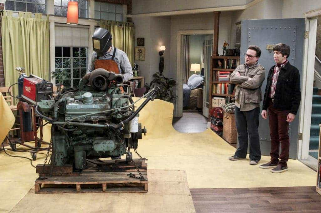 The Big Bang Theory The Locomotion Reverberation 24