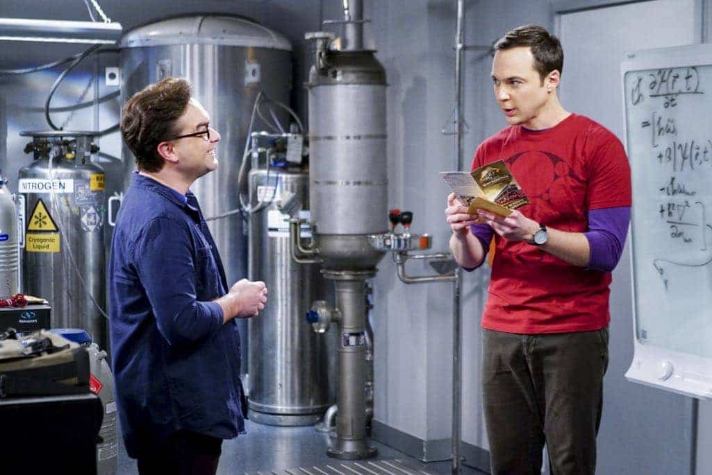 The Big Bang Theory The Locomotion Reverberation 18