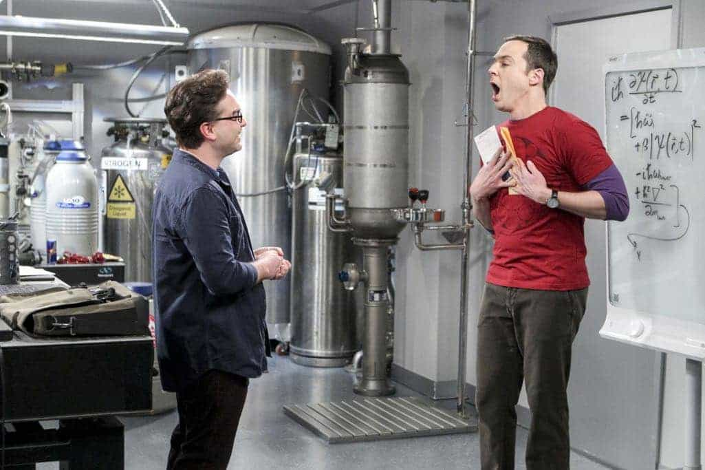 The Big Bang Theory The Locomotion Reverberation 15