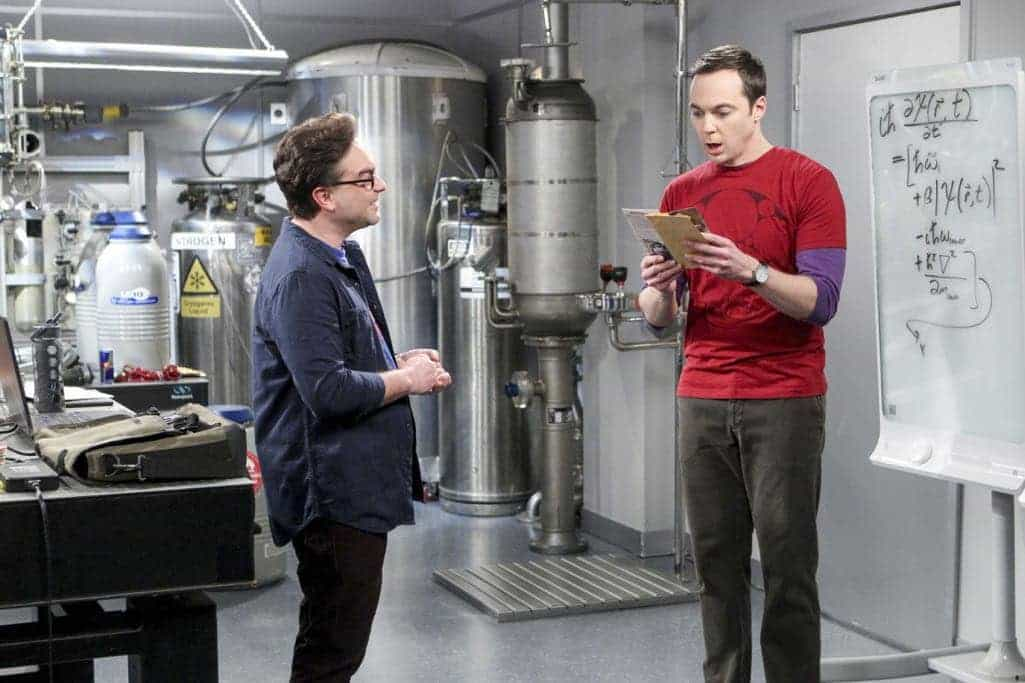 The Big Bang Theory The Locomotion Reverberation 14