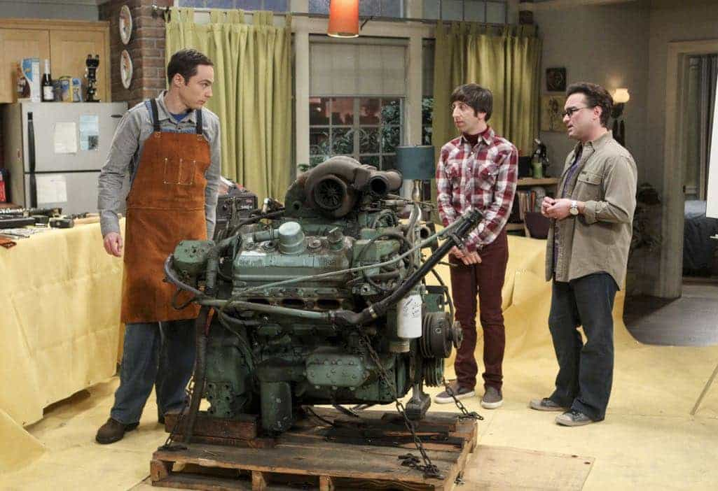 The Big Bang Theory The Locomotion Reverberation 37
