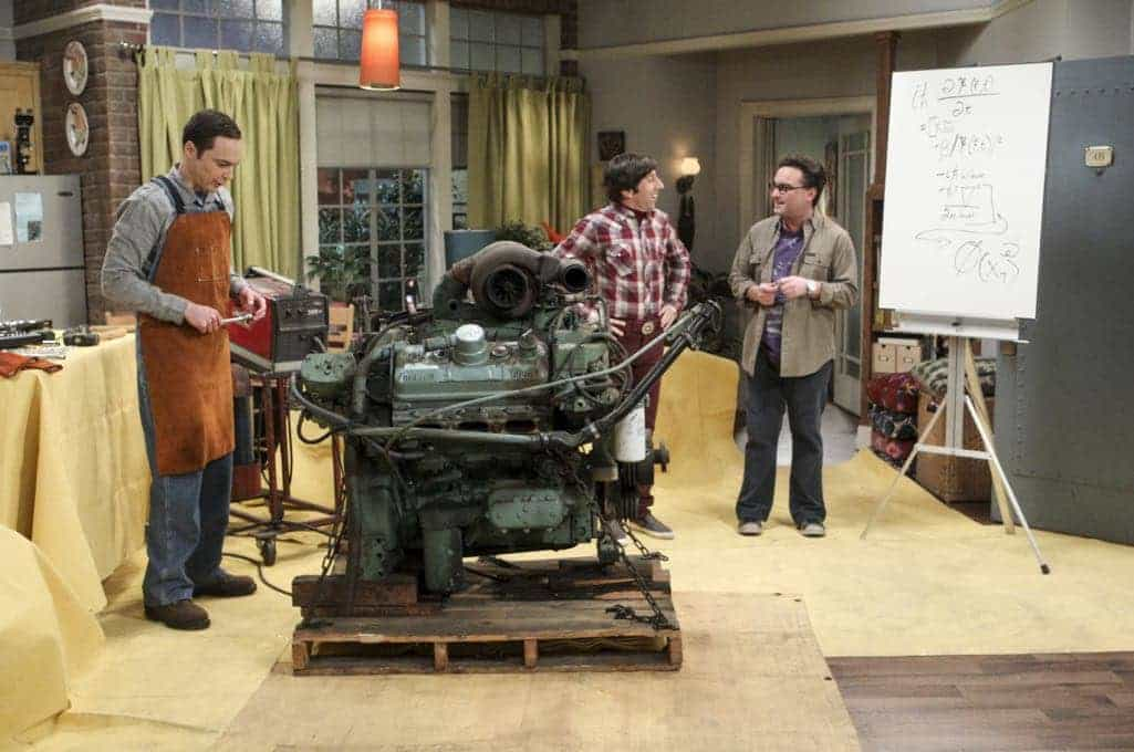 The Big Bang Theory The Locomotion Reverberation 36