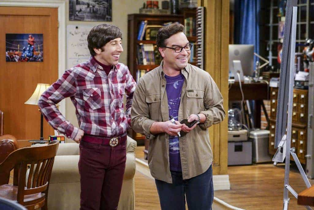 The Big Bang Theory The Locomotion Reverberation 35