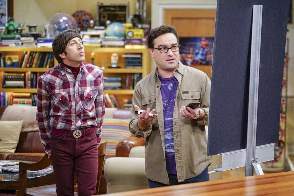 The Big Bang Theory The Locomotion Reverberation 33