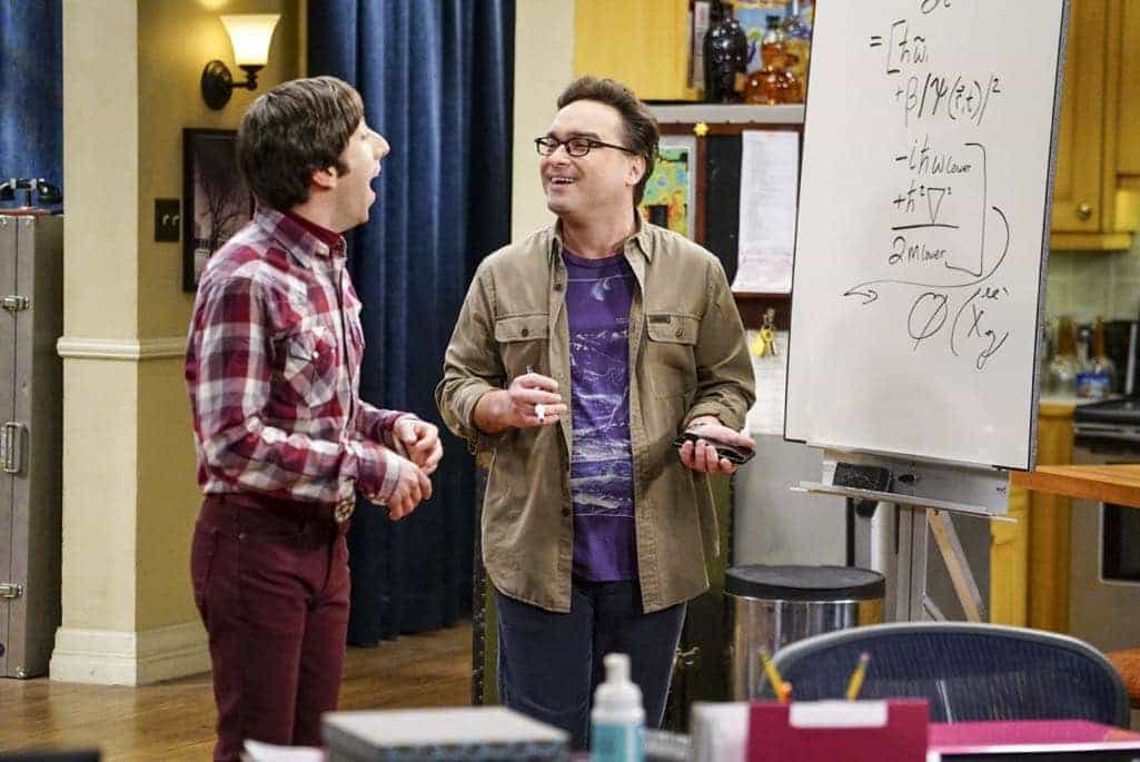 The Big Bang Theory The Locomotion Reverberation 32