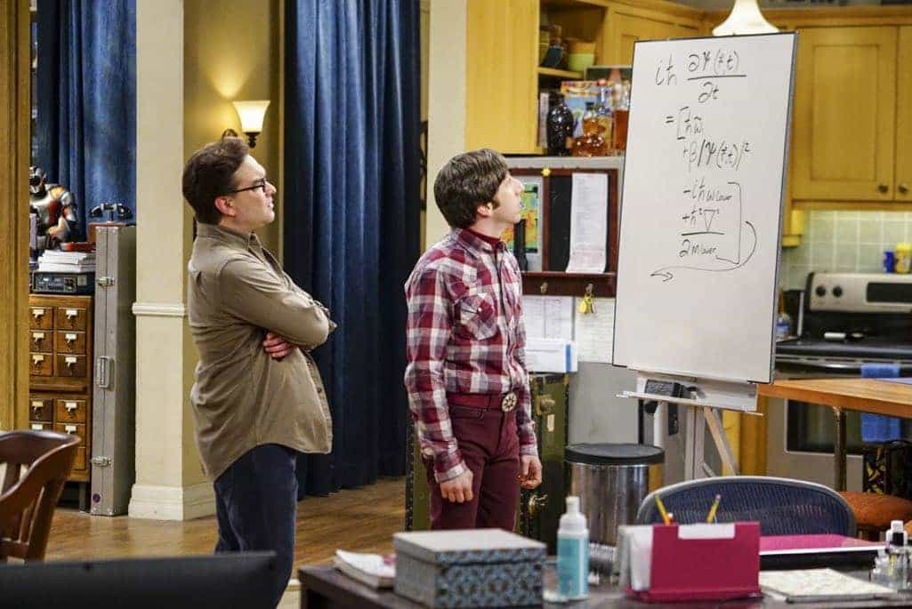 The Big Bang Theory The Locomotion Reverberation 31