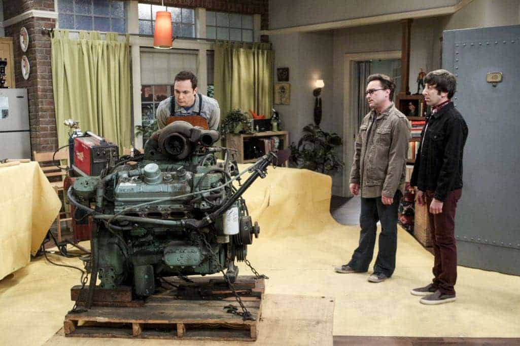 The Big Bang Theory The Locomotion Reverberation 30