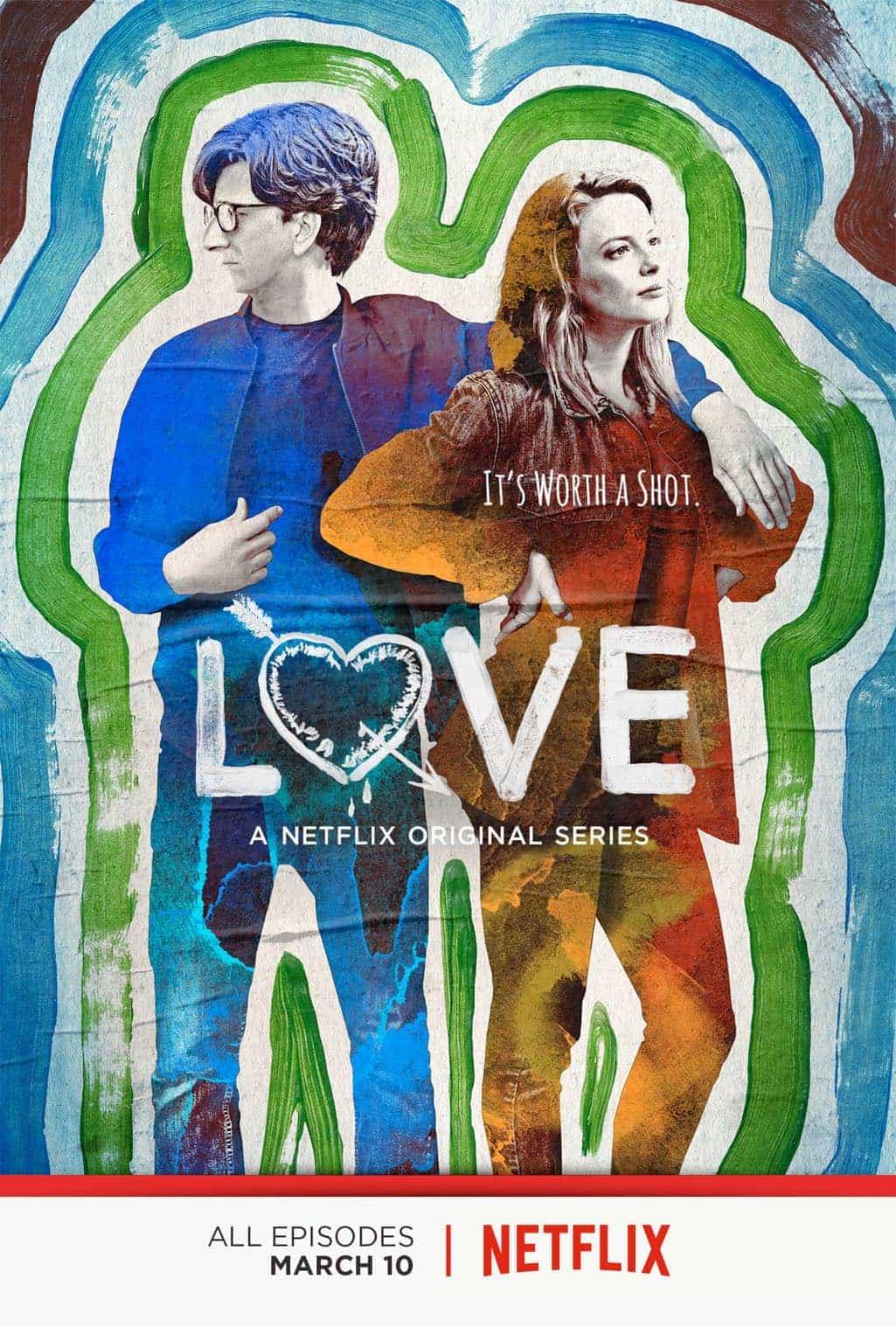 Love Season 2 Poster Netflix