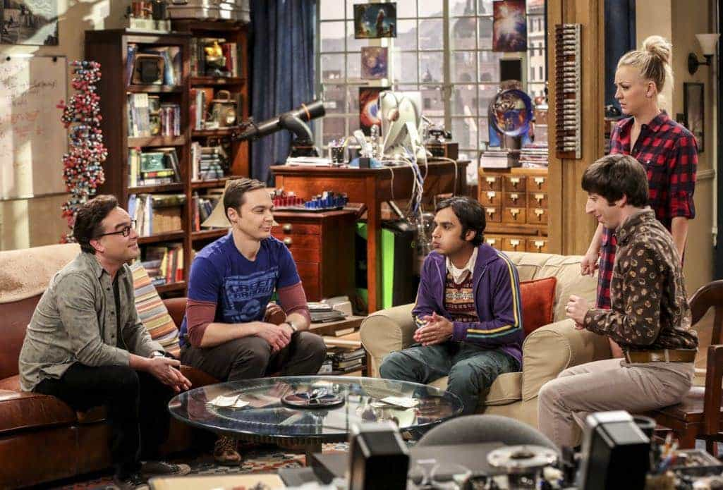 The Allowance Evaporation The Big Bang Theory 02