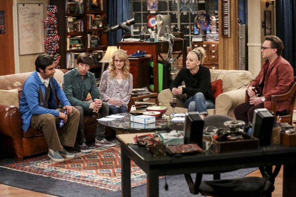 The Allowance Evaporation The Big Bang Theory 07