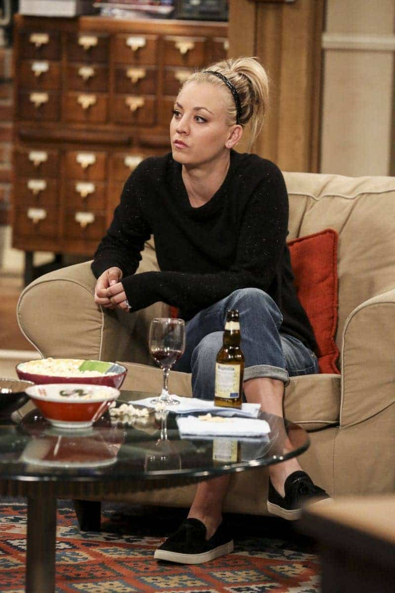 The Allowance Evaporation The Big Bang Theory 11