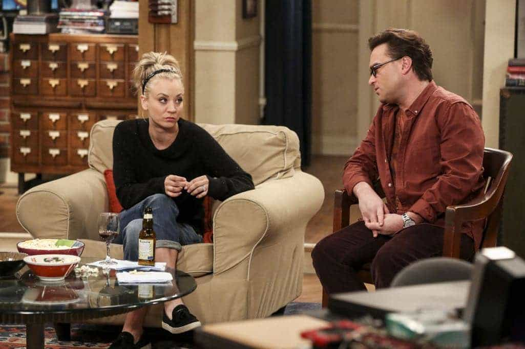 The Allowance Evaporation The Big Bang Theory 12