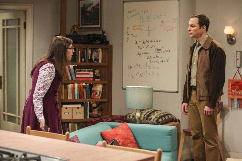 The Allowance Evaporation The Big Bang Theory 13