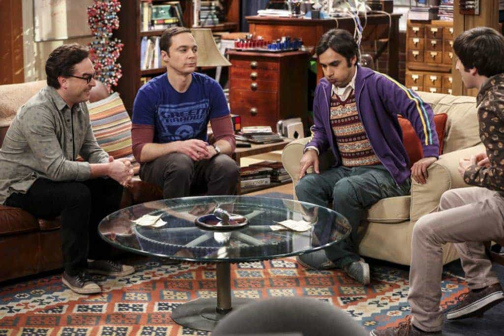 The Allowance Evaporation The Big Bang Theory 01