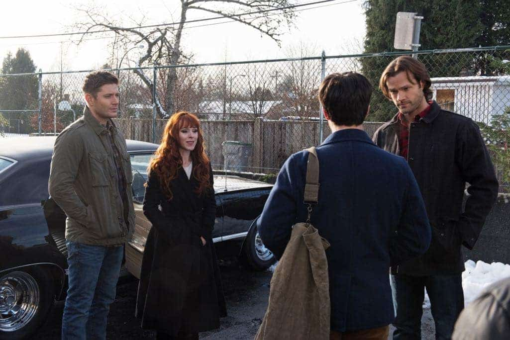 SUPERNATURAL Season 12 Episode 13 Photos Family Feud 03