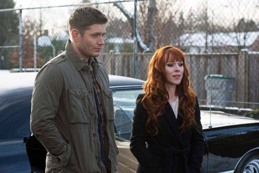 SUPERNATURAL Season 12 Episode 13 Photos Family Feud 04