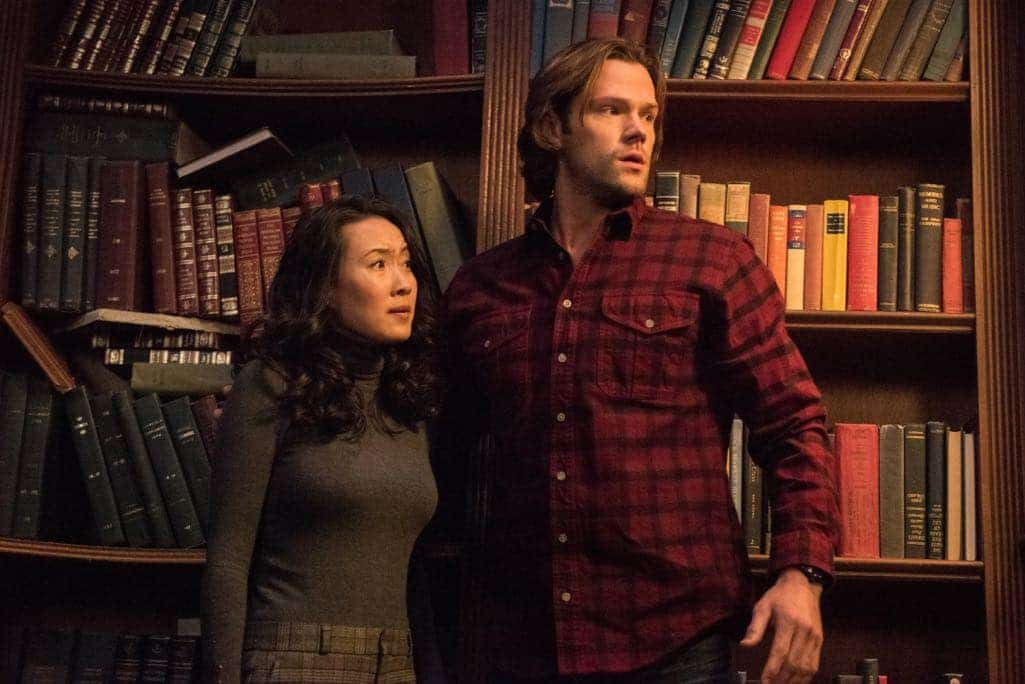 SUPERNATURAL Season 12 Episode 13 Photos Family Feud 05