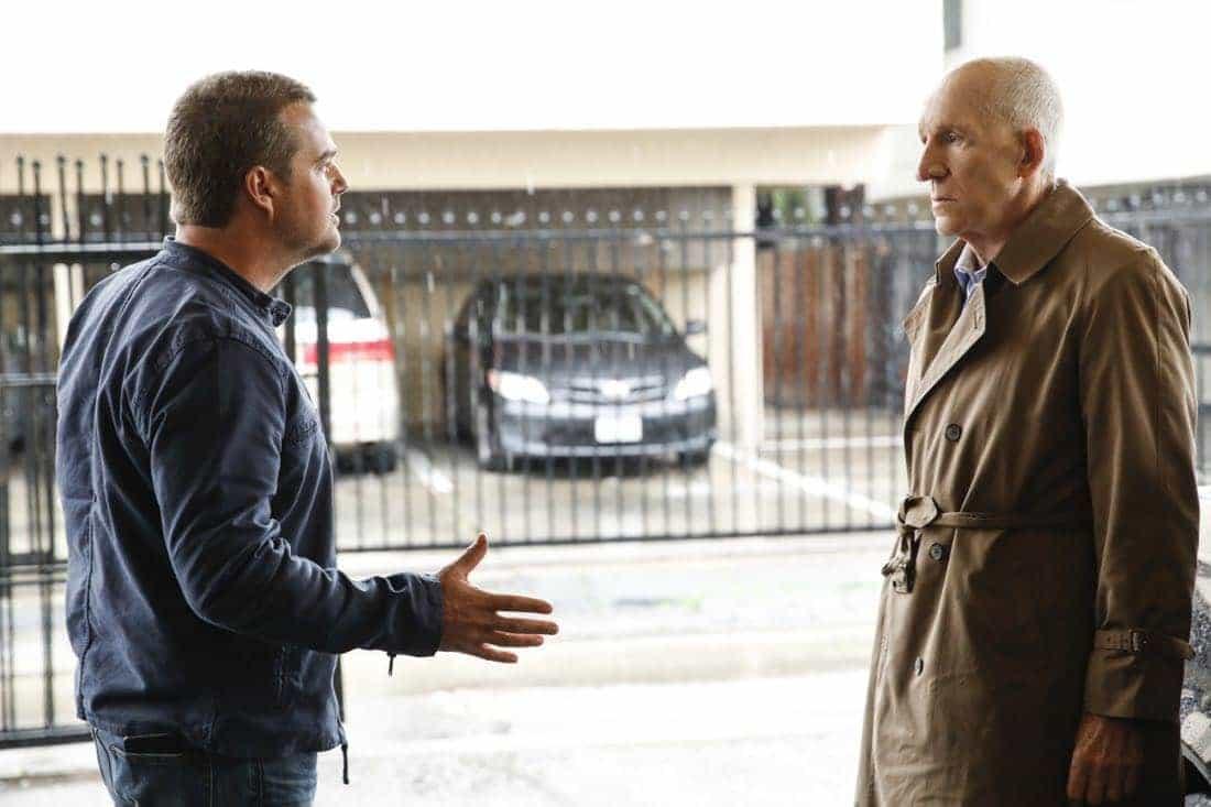 NCIS LOS ANGELES Season 8 Episode 16 Photos Old Tricks 7