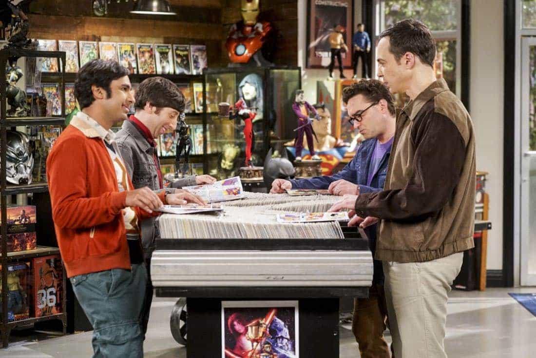 THE BIG BANG THEORY Season 10 Episode 17 Photos The Comic Con Conundrum 07