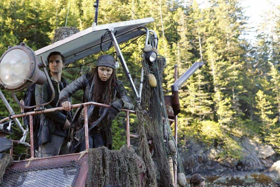 THE 100 Season 4 Episode 4 Photos A Lie Guarded 031