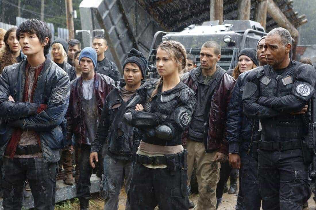 THE 100 Season 4 Episode 4 Photos A Lie Guarded 041