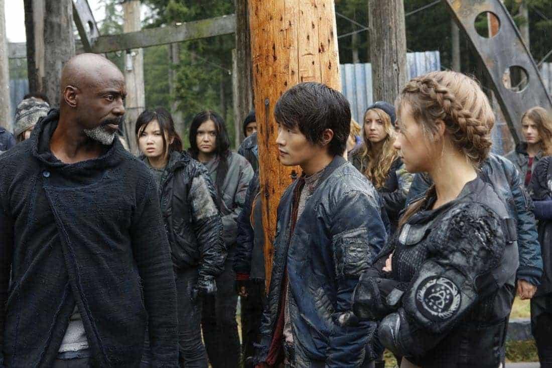 THE 100 Season 4 Episode 4 Photos A Lie Guarded 051