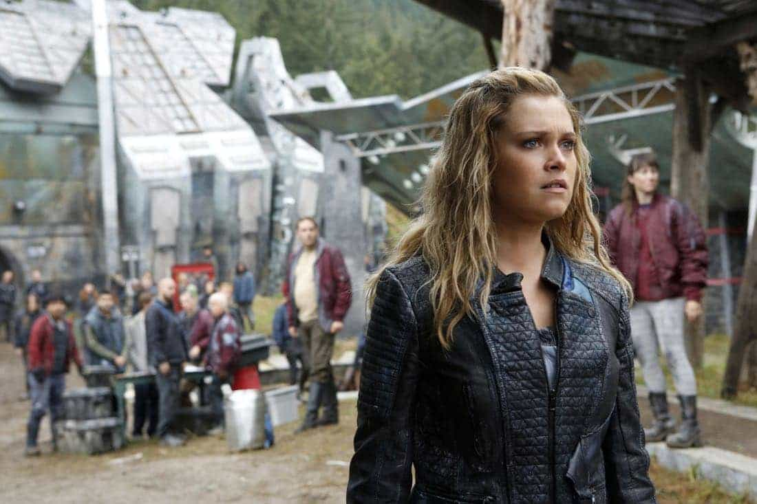 THE 100 Season 4 Episode 4 Photos A Lie Guarded 11