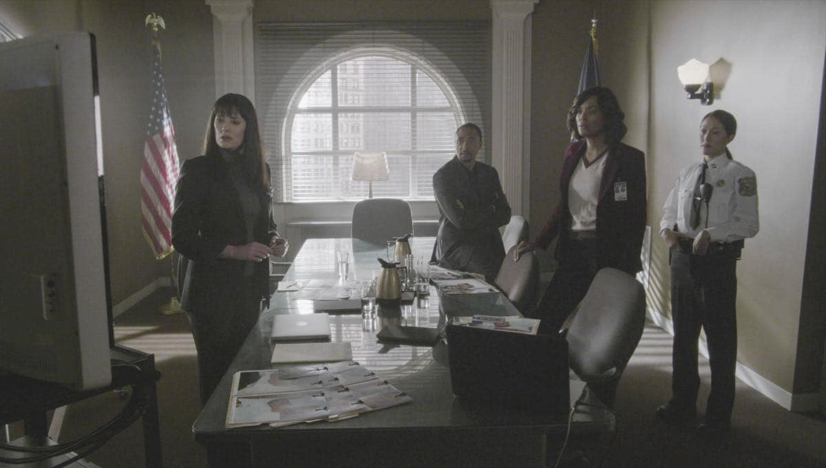 CRIMINAL MINDS Season 12 Episode 15 Photos Alpha Male 6