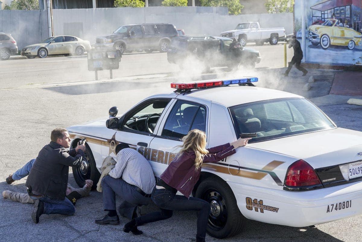 NCIS LOS ANGELES Season 8 Episode 17 Photos Queen Pin 4