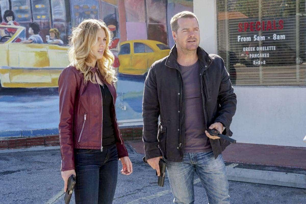 NCIS LOS ANGELES Season 8 Episode 17 Photos Queen Pin 5