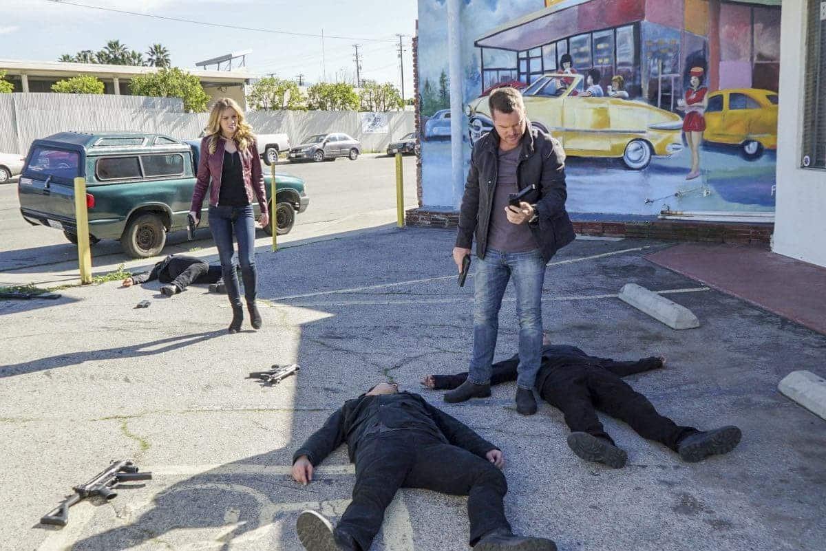 NCIS LOS ANGELES Season 8 Episode 17 Photos Queen Pin 6