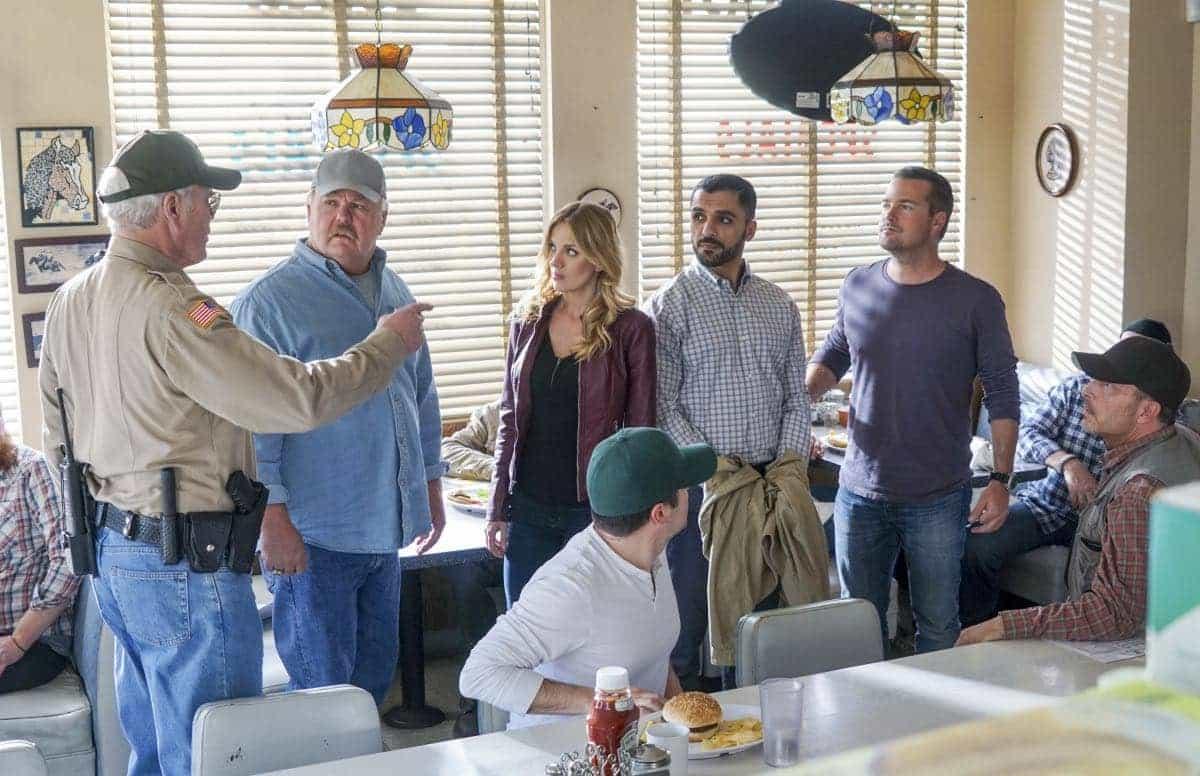 NCIS LOS ANGELES Season 8 Episode 17 Photos Queen Pin 7