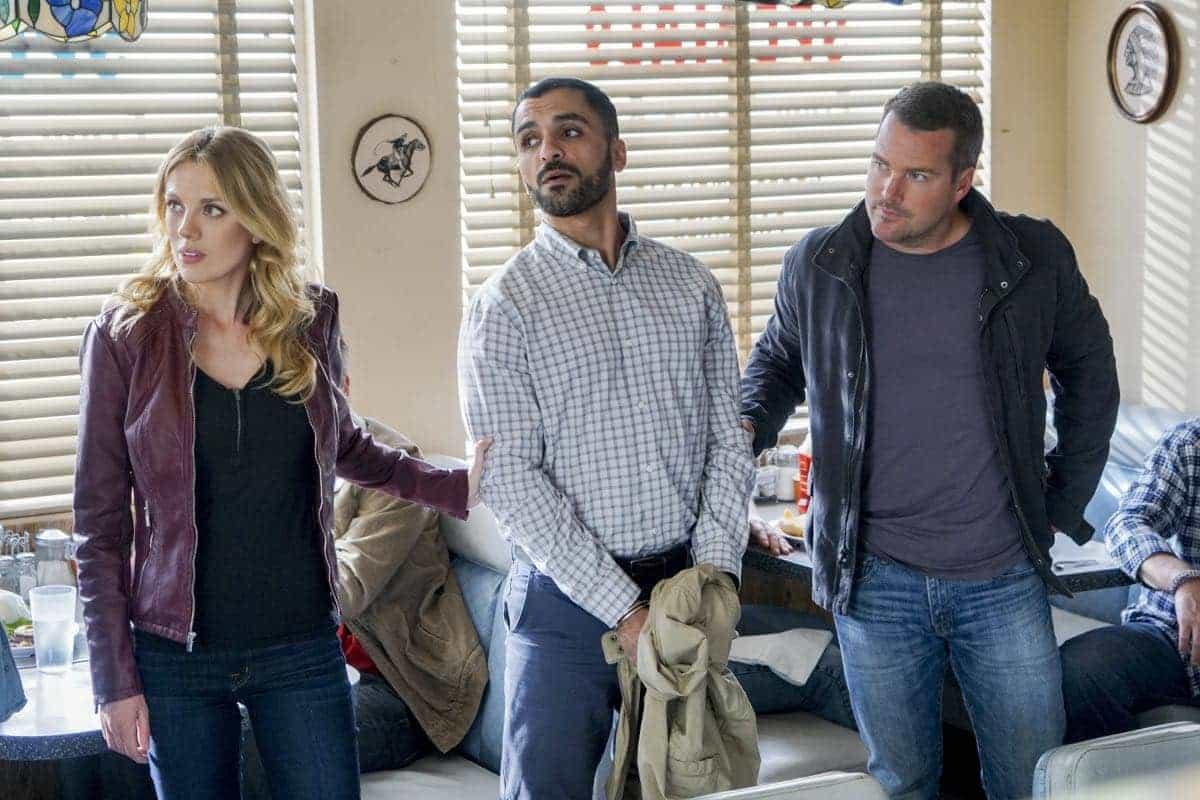 NCIS LOS ANGELES Season 8 Episode 17 Photos Queen Pin 8