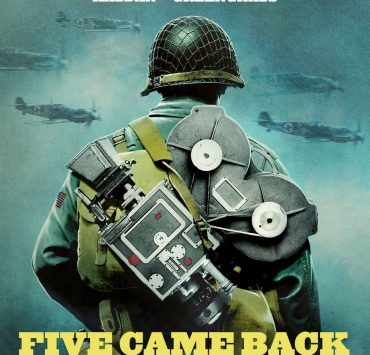 Five Came Back Poster Netflix