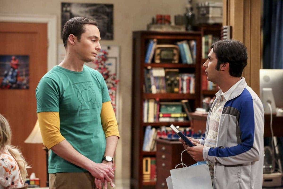 THE BIG BANG THEORY Season 10 Episode 18 Photos The Escape Hatch Identification 09