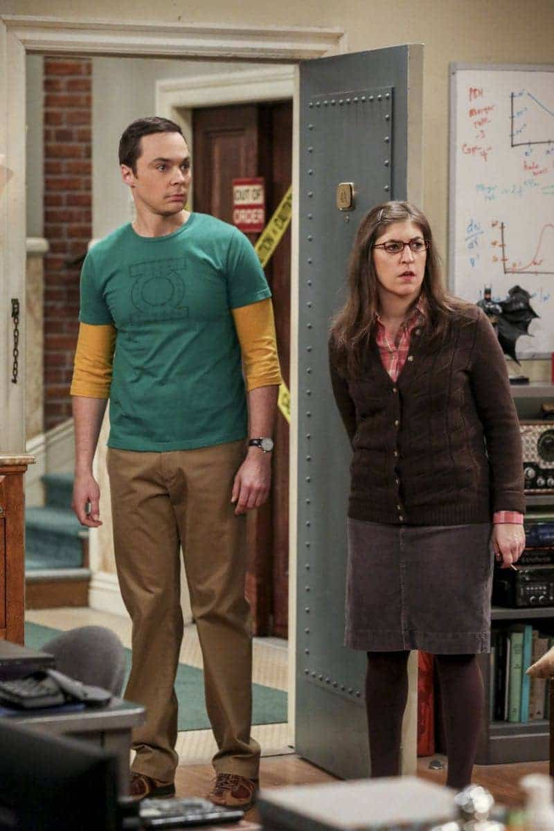 THE BIG BANG THEORY Season 10 Episode 18 Photos The Escape Hatch Identification 10
